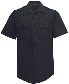 LAPD 100% WOOL SHORT SLEEVE SHIRT