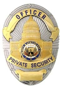 OFFICER PRIVATE SECURITY